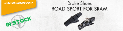 Jagwire Road Sport Brake shoes