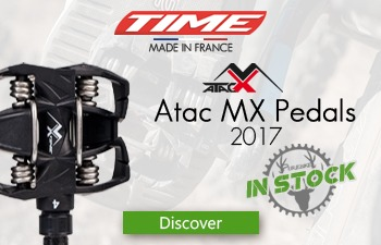 Time Atac MX pedals