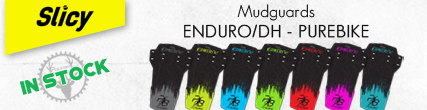 Slicy Enduro MudGaurd