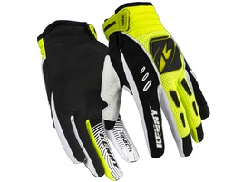Kenny Track Kid Gloves Yellow Fluo 2016