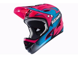 Kenny Down Hill Helmet Neon Pink 2017