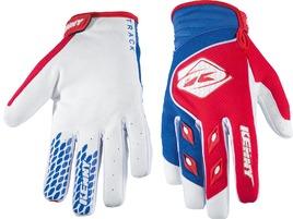 Kenny Track Kid Gloves Red / Blue 2017