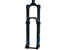 Rock Shox Pike RC Solo Air 160 mm Black / Blue / Lime 27,5''