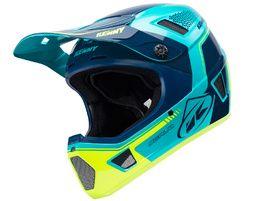 Kenny Scrub Helmet Aqua Yellow 2018