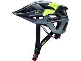 Kenny K2 Helmet Grey / Yellow 2018