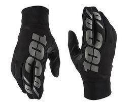 100% Hydromatic Gloves - Black 2018