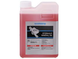 Shimano Mineral oil for hydraulic brakes - 1000 ml