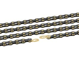 Connex by Wippermann 9SB 9 speed Chain Black Edition 2018