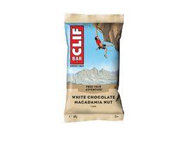 Clif Bar Energy Bar White Chocolate Macadamia