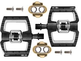 Crank Brothers Mallet DH Pedals Black 2021