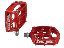 Hope F20 Pedals Red 2019
