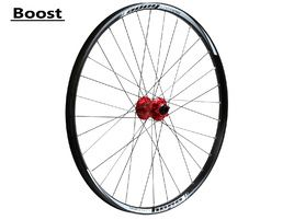 Hope Tech Enduro Pro 4 Front Wheel Red 27,5'' Boost 2018