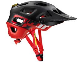 Mavic Crossmax Pro Helmet Black and Red 2018