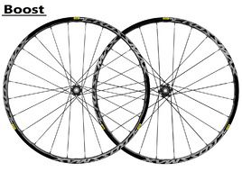 "Mavic Crossmax Elite wheelset 27.5"" Boost Black 2018"