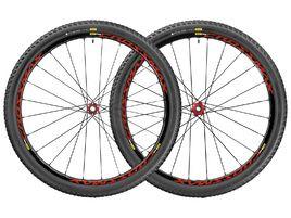 Mavic Crossmax Elite WTS Wheelset Red 29'' - Tires 2.10 2017