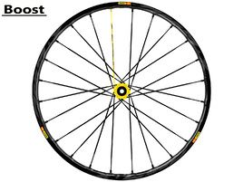 "Mavic Deemax Pro front wheel 27,5"" Boost 2018"