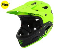 Giro Switchblade MIPS Helmet Matte Lime / Black