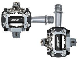 HT Components M1 Pedals Black 2017