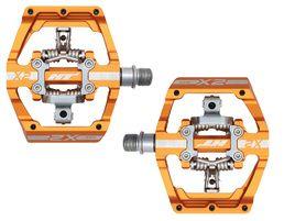 HT Components X2 Pedals Orange