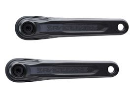 Race Face Aeffect Cinch crankarms without BB Black - 68-73 mm / 170 mm 2018