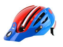 Urge Endur-o-matic 2 Helmet Blue / White / Red 2016