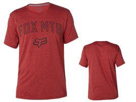 Fox Passed Up Short Sleeve Tee Shirt - Red 2018