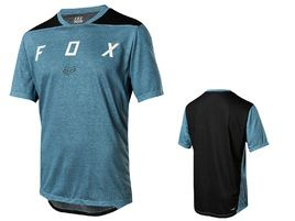 Fox Indicator Mash Short Sleeve Jersey – Blue 2018