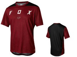 Fox Indicator Mash Short Sleeve Jersey – Red 2018
