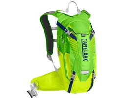 Camelbak Kudu 8 Pack Yellow and Lime 2017