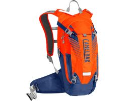 Camelbak Kudu 8 Pack Orange and Blue 2017