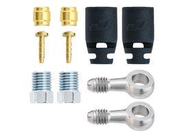 Jagwire Quick-Fit Adaptors for Formula Mega / R1 / RO / RX / The One / T1