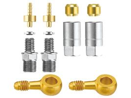 Jagwire Quick-Fit Adaptors for Hope