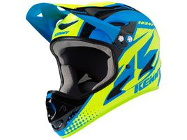 Kenny Down Hill Helmet Cyan 2019