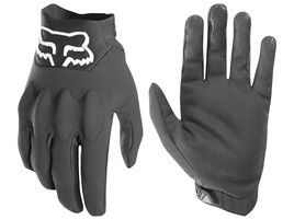 Fox Attack Fire Gloves Black