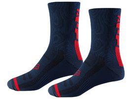 Fox Trail 8'' socks Blue 2018