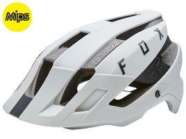 Fox Flux MIPS Helmet White 2018