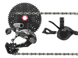 Sunrace MX60 1x12 Speed Groupset without crankset 2019