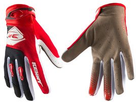 Kenny Track Gloves Red 2019