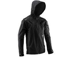 Leatt DBX 5.0 All Mountain Jacket Black 2020
