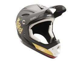 Urge Drift Helmet Black and Gold 2019