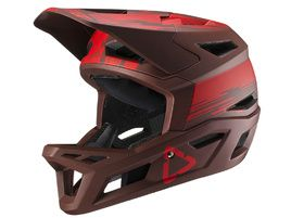 Leatt DBX 4.0 Helmet Red 2019