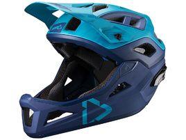 Leatt DBX 3.0 Enduro Helmet Blue 2019