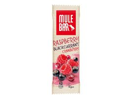 Mulebar Energy Bar Raspberry, Blackcurrant Cranberry