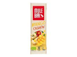 Mulebar Barre énergétique Mangue, Noix de cajou - A l'unité (1x40 gr)