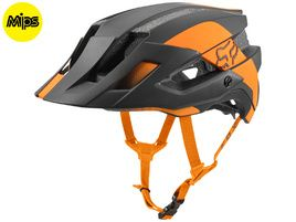 Fox Flux MIPS Conduit Helmet Atomic Orange 2019