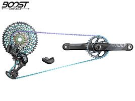 Sram XX1 Eagle AXS Groupset 1x12s with DUB Boost Crankset 34T 2019
