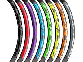 Race Face Wheel Decal Kit - Medium 2020