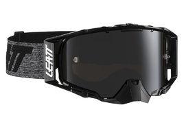 Leatt Velocity 6.5 Iriz Goggle - Black/Grey - Platinium Lense 2019