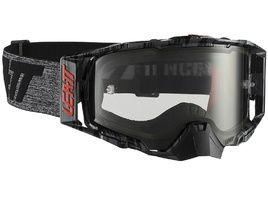 Leatt Velocity 6.5 Goggle - Brushed Grey/Light Grey - Grey Lense 2021
