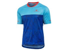 Mondraker Enduro Roust Short Sleeve Jersey Blue 2020